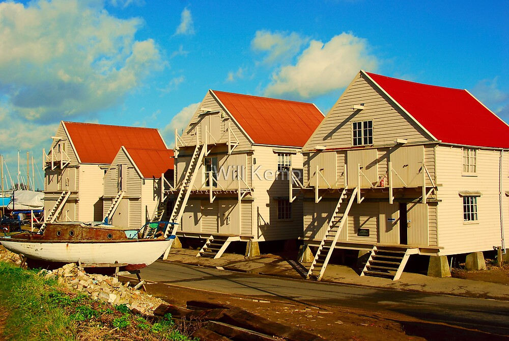 Sail Lofts by Will Kemp
