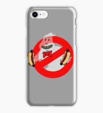 No Floating Hot Dogs iPhone Case/Skin