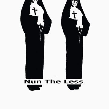 Nun The Less by grubbanax