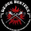 Supernatural - Demon Hunters by suburbia