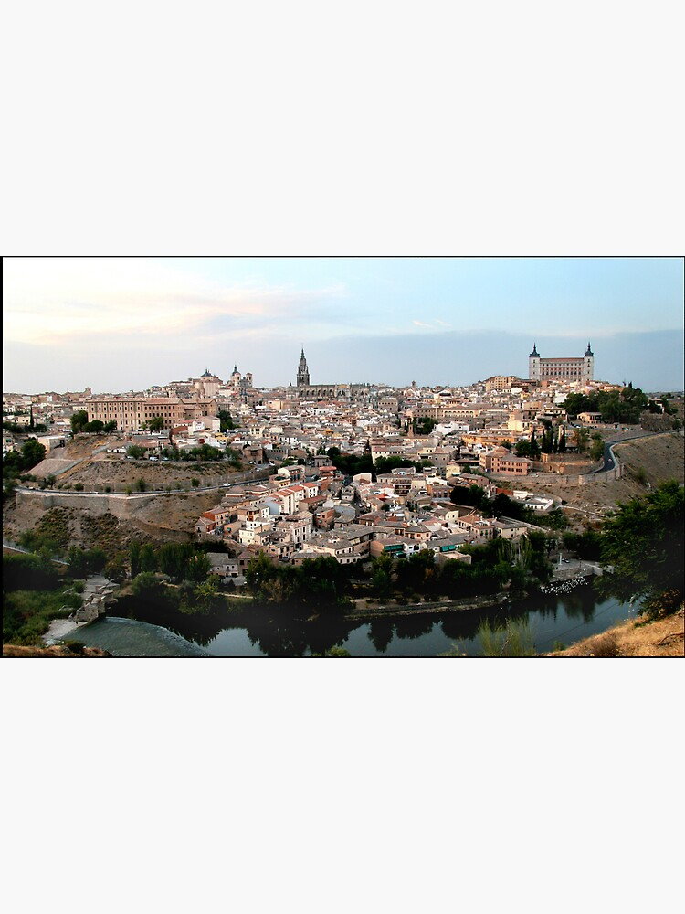 The Spanish City of Toledo by rogues70