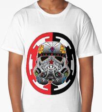 Dia De Los Troopers Long T-Shirt