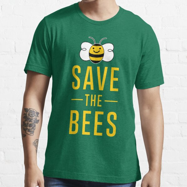 Save the Bees ~  Essential T-Shirt