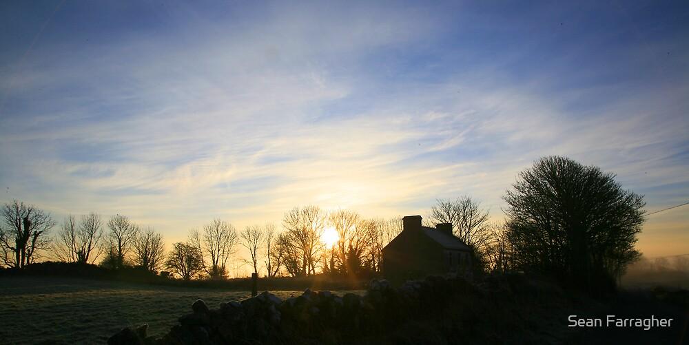 SILENT SUNRISE by Sean Farragher
