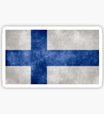 Flag of Finland Sticker