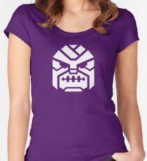 Master Mummy Logo Women's Fitted Scoop T-Shirt