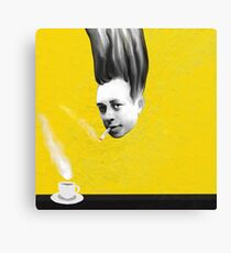 Albert Camus Canvas Print