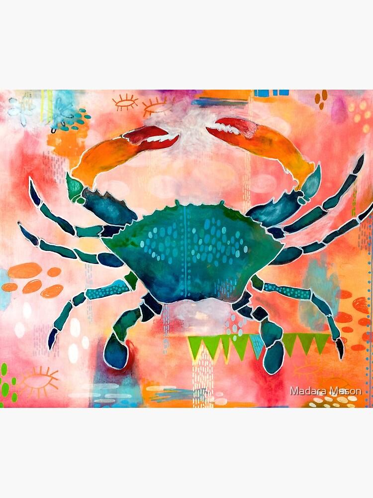 Blue Crab by madaramason