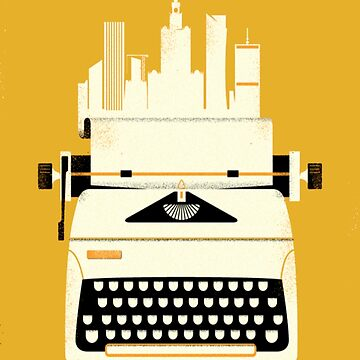 Typewrite a City by Dyzce