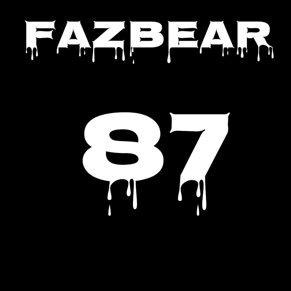 Freddy fazbear by CharlieBayum