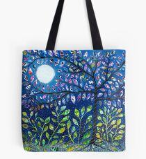 The Light Of Her Discovery  Tote Bag