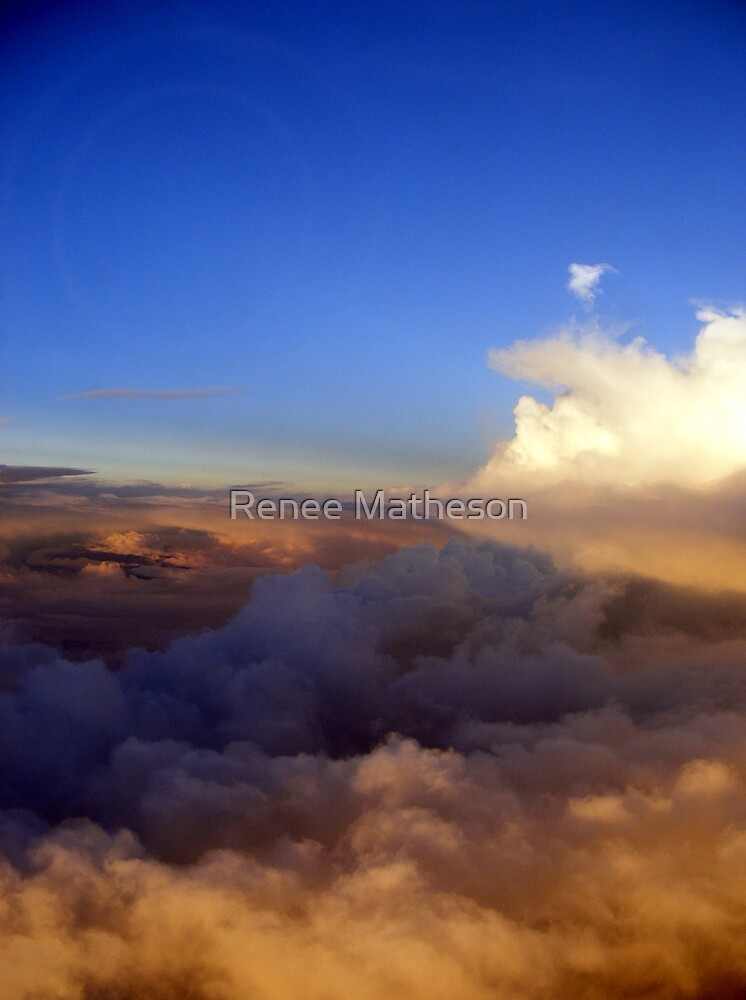Cloud Formation by Renee Matheson