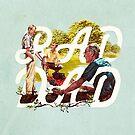 Rad Dad II by heatherlandis