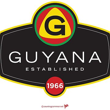 Guyana Accolade by TMan74