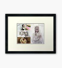Stahma Framed Print