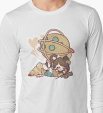 Little Sister Nap Time T-Shirt