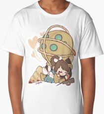 Little Sister Nap Time Long T-Shirt