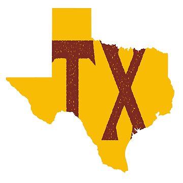 Texas by In-Situ