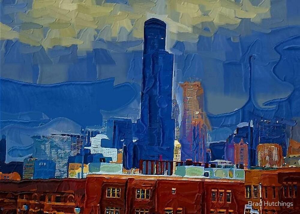 Sears Tower....  by Brad Hutchings