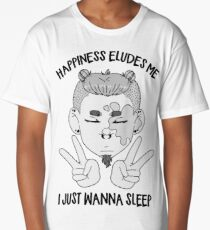 Happiness ? Long T-Shirt