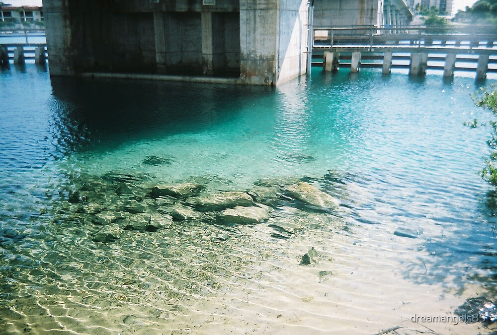 under the bridge by dreamangels85