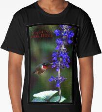 Laguna Colibri - Hummingbird Lake Long T-Shirt