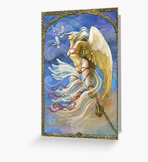 Elemental of Air & Freedom Greeting Card