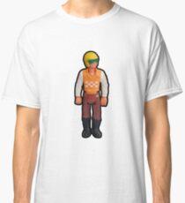 Yellow Helmet Sidekick Classic T-Shirt