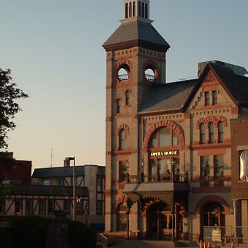 Woodstock Opera House by willie5