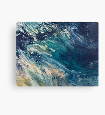 Tidal 1 Canvas Print