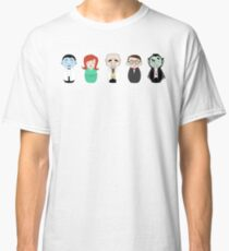 Mad Monster Party Kokeshi Classic T-Shirt