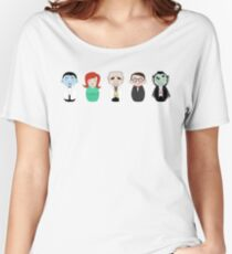 Mad Monster Party Kokeshi Women's Relaxed Fit T-Shirt
