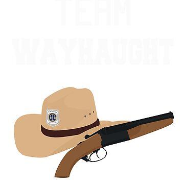Team WayHaught [White] by Kait808
