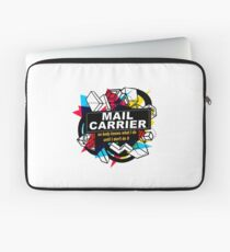 MAIL CARRIER - NO BODY KNOWS Laptop Sleeve