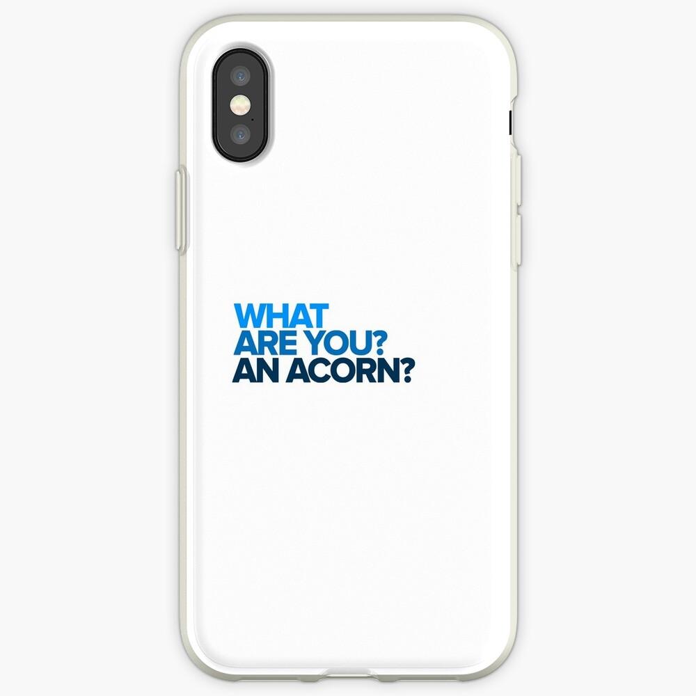 Ein Eichel? - Lieber Evan Hansen iPhone-Hülle & Cover