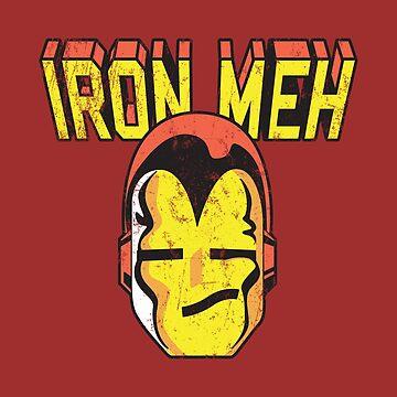 Iron Meh by designerdann