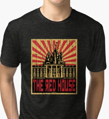 Vintage The Red House Tri-blend T-Shirt