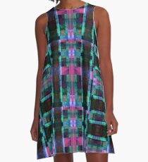 Abstract Pattern Design 2 A-Line Dress