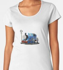 Thomas the Tank - Graffiti  Women's Premium T-Shirt