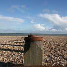 Eastbourne beach/groins by Kayleigh Sparks