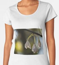 Backlit Blossoms  Women's Premium T-Shirt