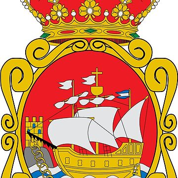 Coat of Arms of Avilés, Spain by Tonbbo