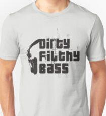 Camiseta ajustada Dirty Filthy Bass