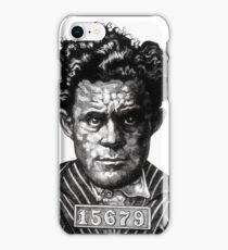 Crazy Joker Super Villain iPhone Case/Skin
