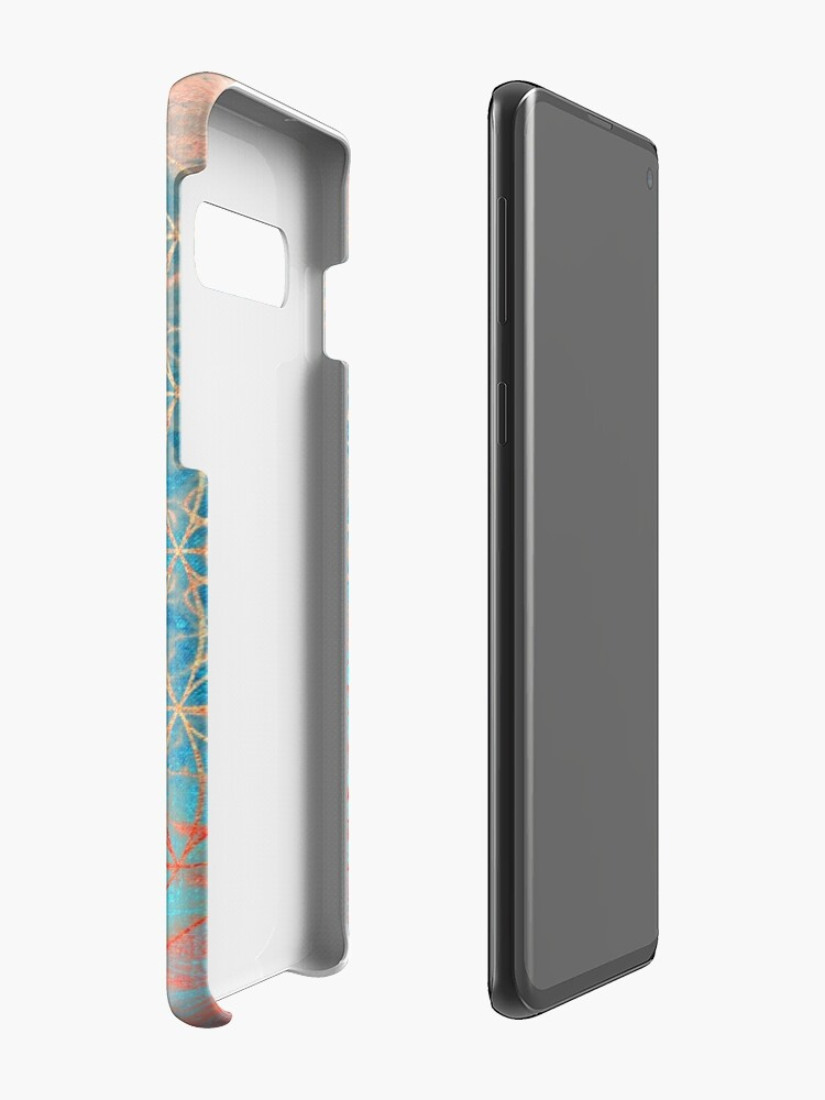 Alternate view of Flower of Life Cases & Skins for Samsung Galaxy