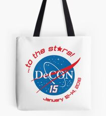 To the Stars... Tote Bag
