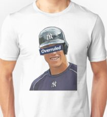 Aaron Judge - Overruled  T-Shirt