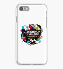 CARDIOVASCULAR TECHNOLOGIST - NO BODY KNOWS iPhone Case/Skin