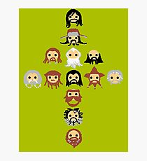 13 Dwarves Photographic Print