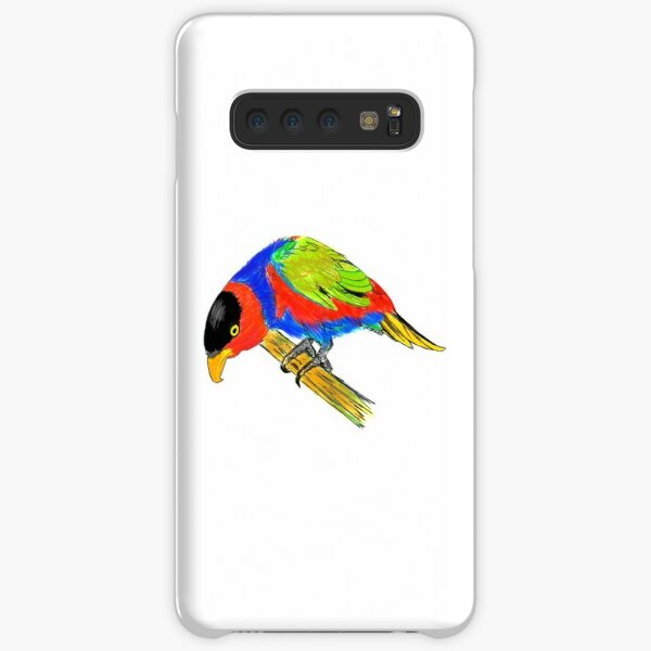 Black-capped Lory Samsung Galaxy Snap Case